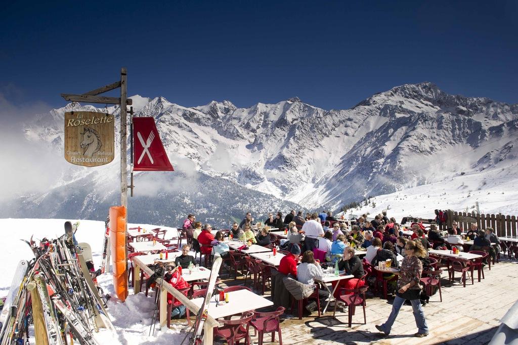 Restaurant, Bar, Snack et Terrasse